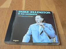 Duke Ellington & his orchestra : A the Blue Note, Chicago - CD Vogue France PDO