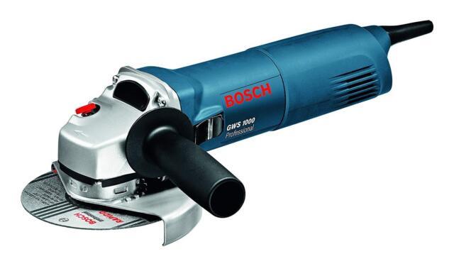 Amoladora Bosch GWS 1000 - 125mm