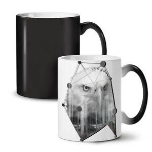 Eagle Bird Freedom NEW Colour Changing Tea Coffee Mug 11 oz | Wellcoda