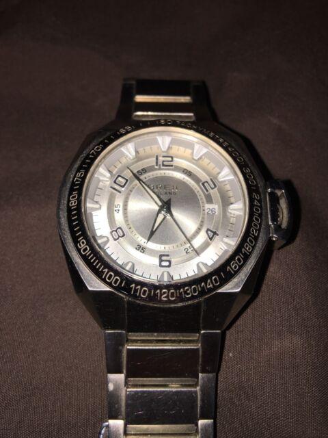 8a2db2906000 Reloj de hombre Breil Milano acero movimiento cuarzo