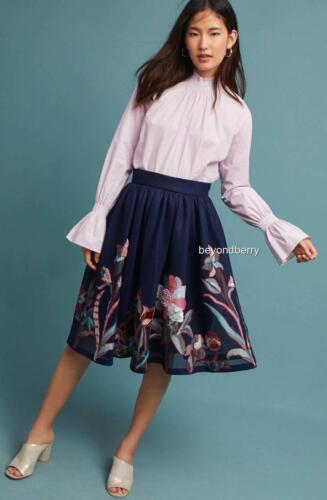 Details about  /NEW Anthropologie Viri Skirt by Pankaj /& Nidhi  Size 4