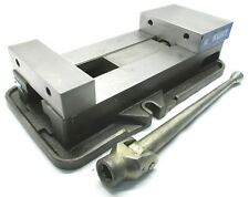 Kurt Anglock 8 Milling Machine Vise With Handle D810