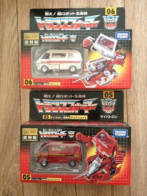 Transformers Takara Tomy Encore #06 Ratchet New Sealed