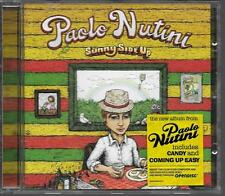 CD ALBUM 12 TITRES--PAOLO NUTINI--SUNNY SIDE UP--2009