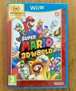 SUPER MARIO 3D WORLD - Jeu NINTENDO WII U