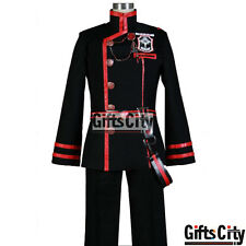 D.Gray-man Allen Walker 3G Uniform COS Cloth Cosplay Costume