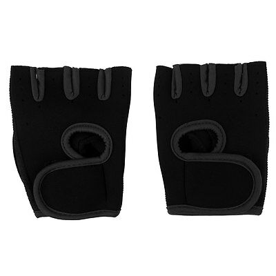 Unisex Women Men Weight Lifting Gloves Fitness Gym Exercise Training Sporting