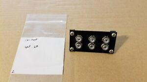 Pioneer SX-700T receiver input connectors terminals jacks (6P) K22-013
