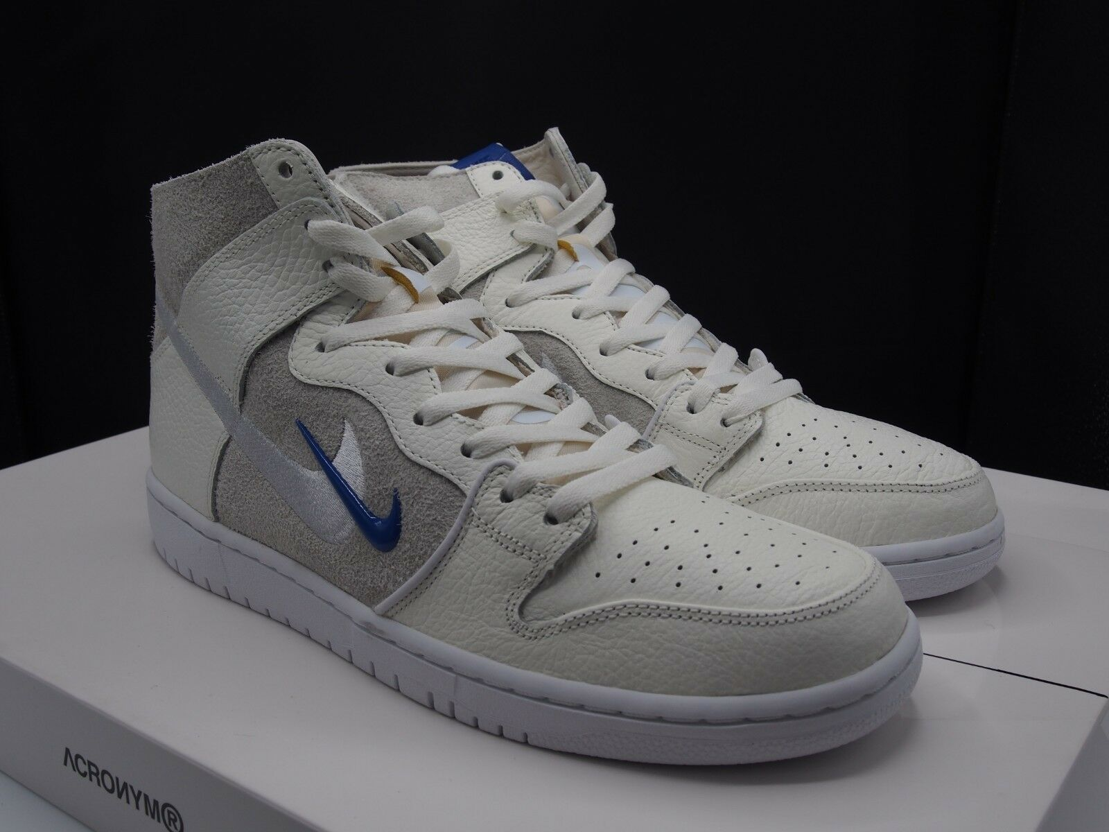 5350105df69 Nike SB Zoom Dunk High Pro QS Soulland Fri.day Deconstructed Ah9613 ...