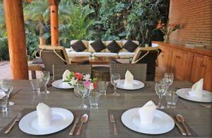 Valle de Bravo se renta casa con gran palapa, jardin y alberca