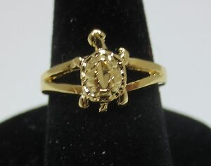 """14KT WHITE GOLD EP /""""BABY/"""" WORD PROMISE RING PINKIE SIZE 5 BABY,TOE"""
