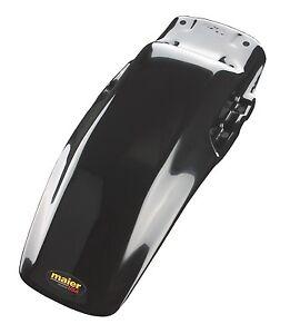 NEW MAIER HONDA XR 100 85-00 WHITE PLASTIC REAR MOTORCYCLE FENDER GUARD