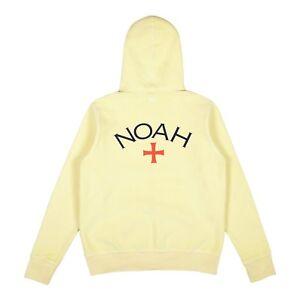 Noah NYC 2018 Core Logo Hoodie CLASSIC CROSS SUPREME SWEATSHIRT BOX PALACE TEE S