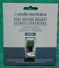 Original Audio Technica AT 95 E Made in Japan eliptisch MM Tonabnehmer Neu + OVP