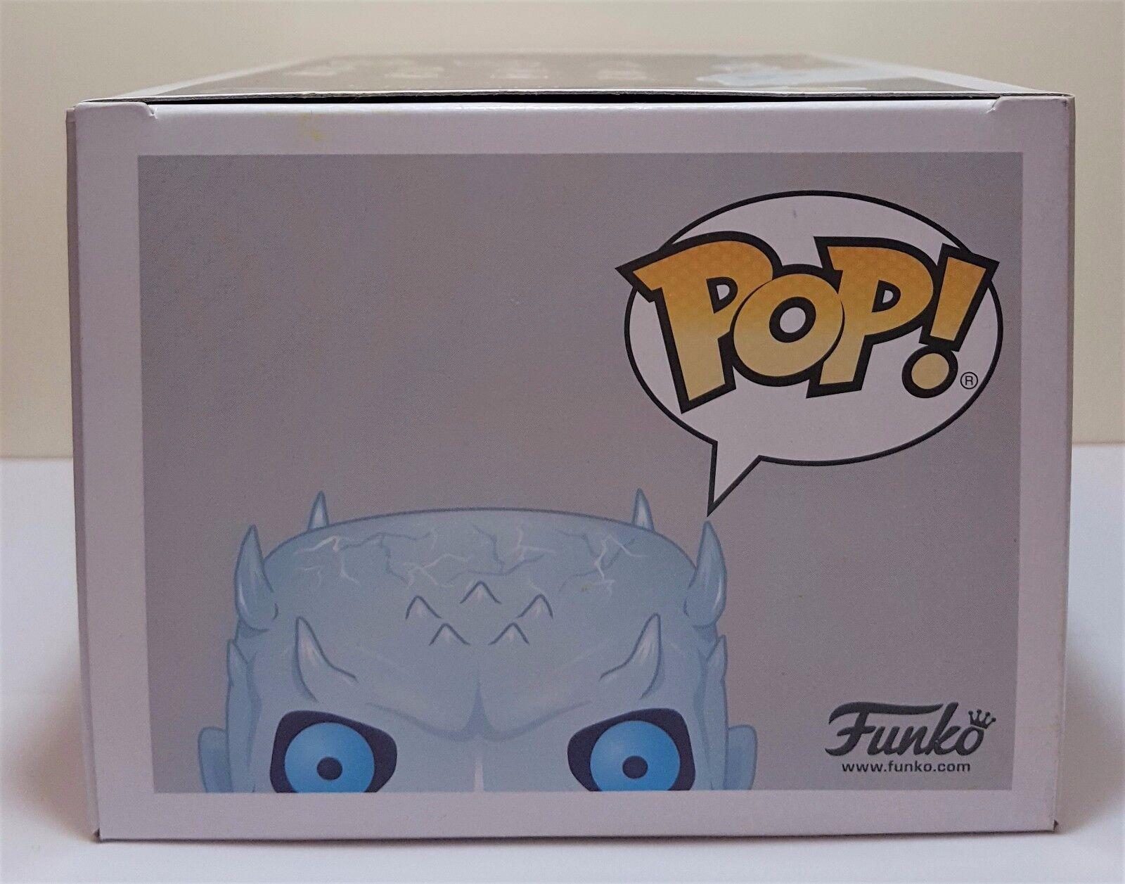 Funko Funko Funko Pop Night King Game of Thrones Exclusive SDCC 2017 Vinyl Figure 973e90