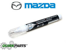 2014-2016 Mazda 6 Touch Up Paint Pen Snowflake White Pearl 26G OEM 00009226G