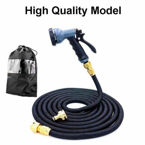 Garden Hose Water Expandable Watering Hose High Pressure Car Wash Magic Pipe