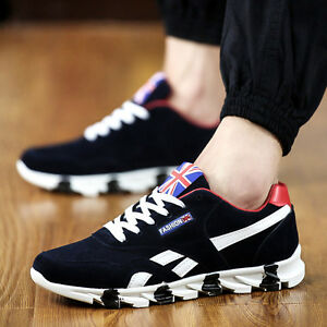 2ce1a3c7b93935 New Spring Men s Breathable Casual Shoes Fashion Sneakers Daily ...