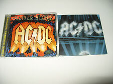 AC/DC Hard As A Rock cd 2 TRACK SINGLE 1995 excellent + condition