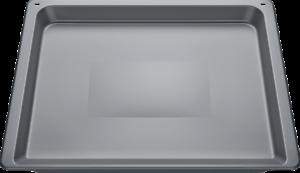 3,8 x 45,5 x 37,5 cm grau NEFF Z11CU10E0 Universalpfanne emailliert HxBxT