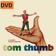Tom Thumb 1958 classic ,musical DVD adventure film ,peter sellers Russ Tamblyn
