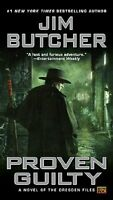 Proven Guilty (the Dresden Files, Book 8) By Jim Butcher, (mass Market Paperback on Sale