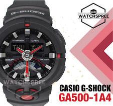 Casio G-Shock New Digital Analog Round Face Watch GA500-1A4