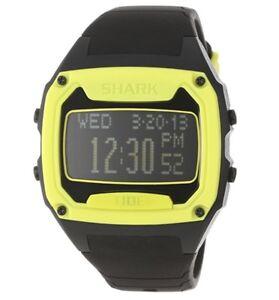 83dabb251fd Image is loading Freestyle-Unisex-101998-Shark-Oversized-Digital-Killer-Tide -