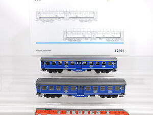 CR659-1# Märklin MHI H0/AC 42891 Wagen-Set Tegernsee-Bahn NEM KK KKK, NEUW+OVP