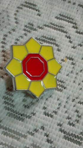 Pokemon Kanto 8 Metals League Gyms Badge Pin Pip Gen 1 Cosplay PropsCreative Set