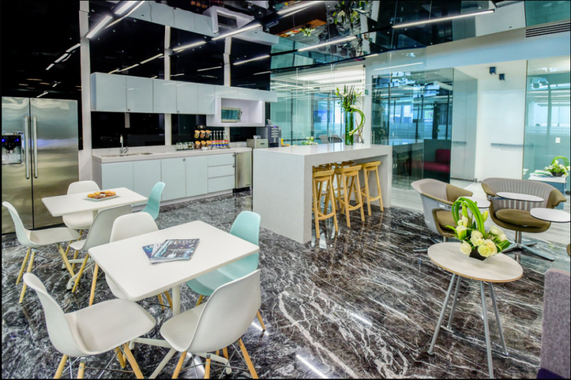 Oficina En Renta En Centro De Negocios En Parque Toreo Para 10 Personas (m2o192)