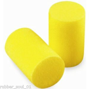 40-x-3M-EAR-Classic-Foam-Ear-Plugs-FREE-UK-P-amp-P