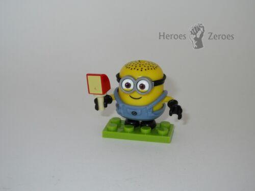 Despicable Me 3 Movie Mega Construx Series 10 GOUDA CHEESE Minion Figure