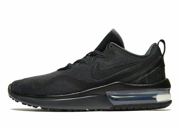 Nike Air Max Fury Trainers Black/Anthracite - BRAND NEW