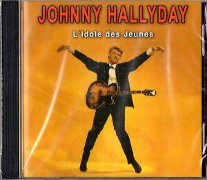 Johnny Hallyday   (CD)