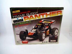 Vintage 80's Nikko Japan 1/24 Frame Buggy Mini Panther NMIB
