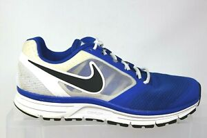 adce7980d3b7f3 Nike Zoom Vomero+ 8 Hyper Blue Black-Summit White Running Shoes Mens ...