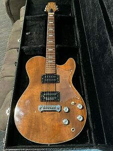 Vintage Used Rare Gretsch Roc Ii 7635 Model W New Case No Reserve Ebay