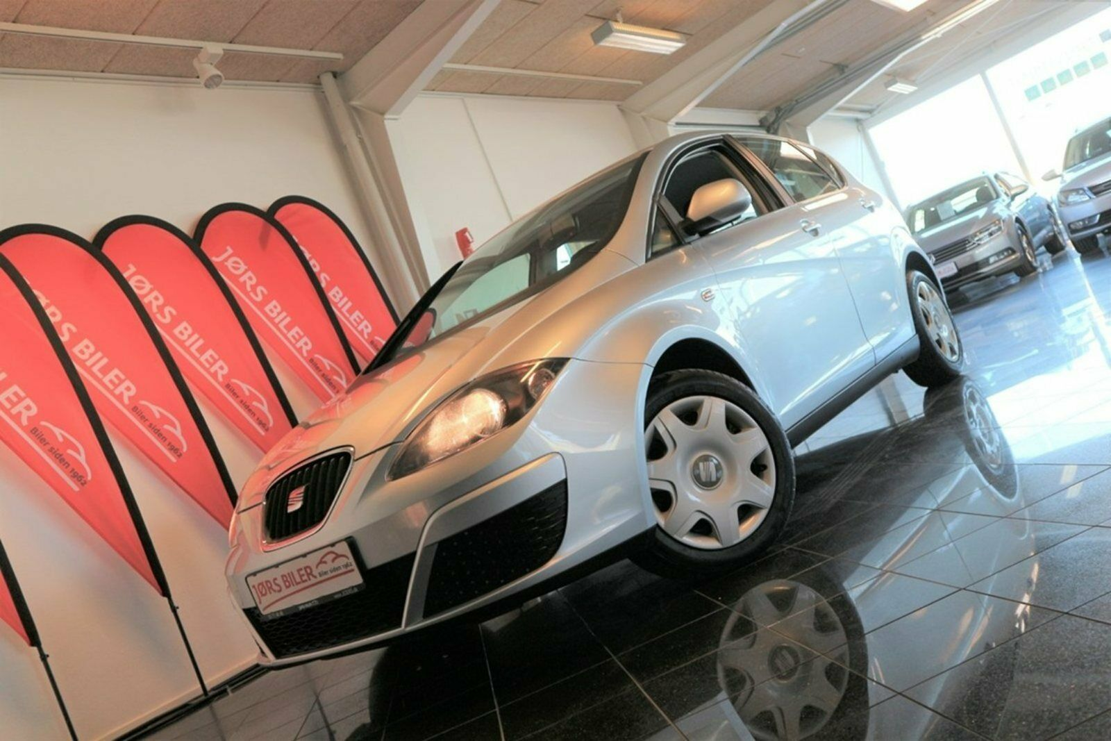 Seat Altea 1,6 TDi Reference eco 5d - 89.700 kr.