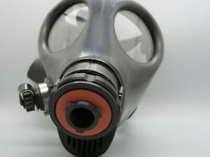 40mm NATO to 3M Respirator Filter Adapter to 6000 - 7000 series Made of PETG