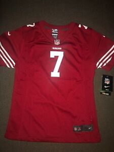 591a9838a Z1G6NGP9 NWT GIRLS Nike NFL San Francisco 49ers Colin Kaepernick ...