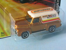 Matchbox 1955 Ford F100 Panel Van MCCH Convention Gold 2008 rare