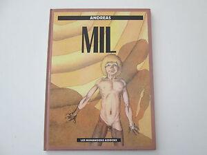 MIL-EO1987-TBE-TTBE-ANDREAS-EDITION-ORIGINALE