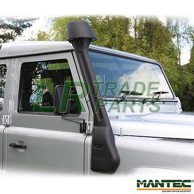 LAND ROVER DEFENDER MANTEC SNORKEL RAISED AIR INTAKE GMN038 300TDI TD5 2.4 PUMA