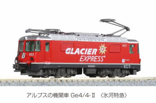 KATO 3102-2 Alpine Steam Engine Ge4//4-II Glacier Limited Express