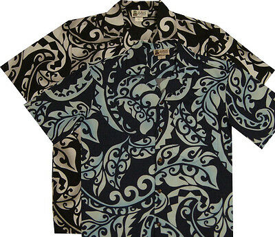 5009700 Kanaka Tribal Tattoo Hawaiian Shirt Aloha Pride Made in ...
