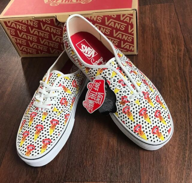 fa6de29612 VANS Authentic Kendra Dandy I Scream Shoes Womens 8 Sk8 SNEAKERS for ...