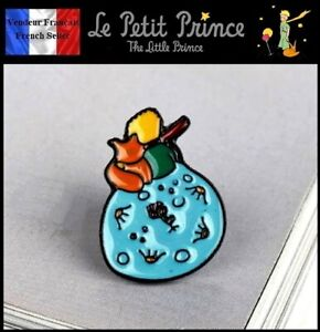 1-Pins-NEUF-en-Metal-Brooch-Le-Petit-Prince-Saint-Exupery