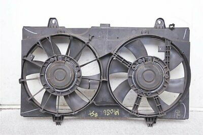 informafutbol.com Radiator Cooling Fan Assembly w/ Motor for 07-12 ...