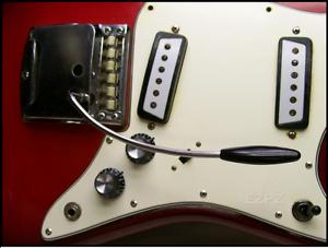 AgréAble Tremolo Arm For Vintage Aria, Conrad, Tempo, Univox & Others Ezpz Guitar Parts-afficher Le Titre D'origine Soulager La Chaleur Et La Soif.